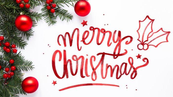 Selamat Hari Natal dan Tahun Baru 2021