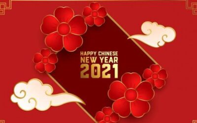 Tahun Baru Imlek 2021, Semoga Membawa Keberuntungan.