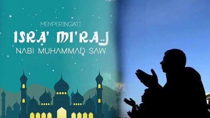 Selamat Isra Mi'raj Nabi Muhammad